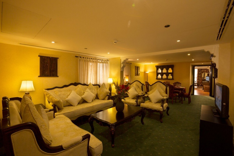 Grandes suites arabian courtyard hotel & spa bur dubaï