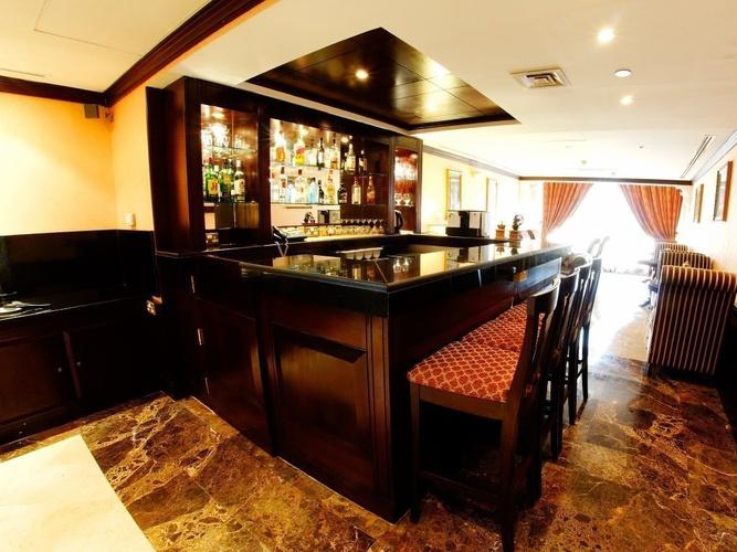 Vip lounge arabian courtyard hotel & spa bur dubaï