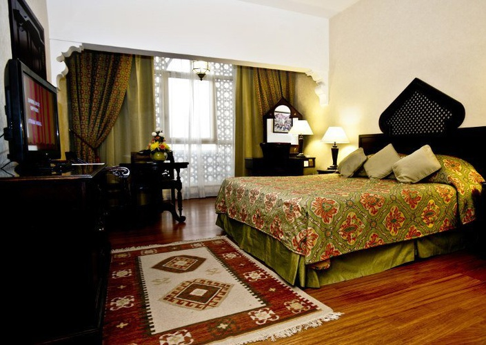 One bedroom suite arabian courtyard hotel & spa bur dubaï