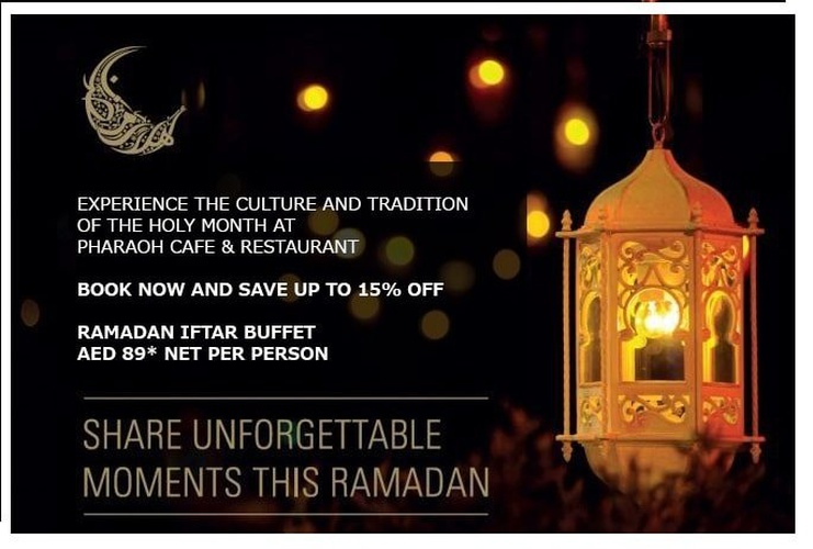 Share unforgettable moments this ramadan arabian courtyard hotel & spa bur dubaï
